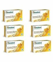 Himalaya Herbals Honey and Cream Soap, 125g (Pack of 6) , Free Shipping ... - $27.23