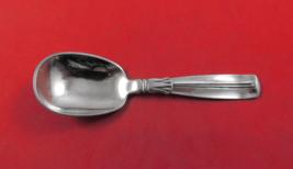 "Lotus by W&S Sorensen Sterling Silver Tea Caddy Spoon 4 3/8"" - $122.55"