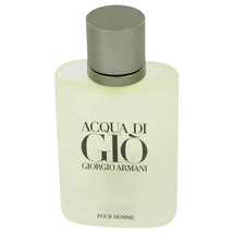 ACQUA Aqua Di Gio By Giorgio Armani 3.4 Eau de Toilette Spray Men FREE S... - $58.19
