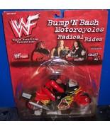 "NEW! 1998 Bump 'N Bash Motorcycles Radical Rides ""The Demon"" Kane [547] - $14.84"