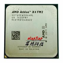 Amd. Athlon X4 760K 760 K 3.8G 100W AD760KWOA44HL Socket FM2 - $28.85