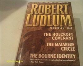 Trois Complet Romans: The Holcroft Covenant (1993, Couverture Rigide) : ... - $45.30