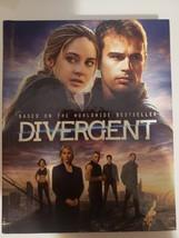Divergent [Blu-ray + DVD Digibook] image 1