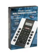 Mitaki-Japan Dual-Powered Calculator - $22.76