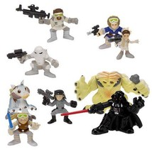 Star Wars Galactic Heroes Deluxe Mini Figure Multi Pack The Battle of Ho... - $176.72