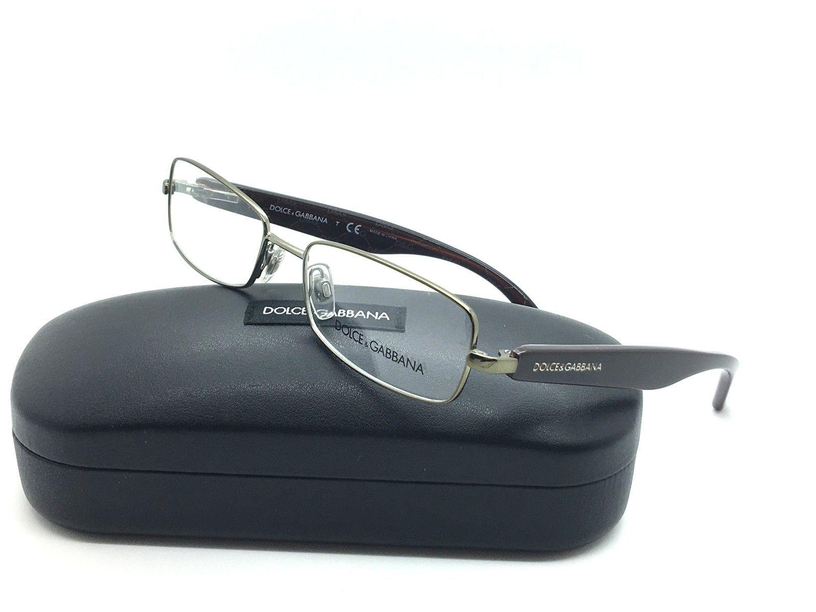 3fb3b263ace2 Dolce Gabbana Brown Eyeglasses DG 1234P 1201 and 32 similar items. S l1600