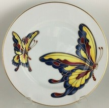 Fitz & Floyd Cloisonne Butterfly Salad plate - $15.00