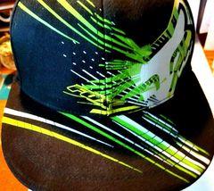 FOX Racing Splash Logo Hat Cap 210 Fitted 6 7/8 - 7 1/4 NWOT image 3