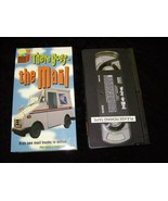 VHS There Goes The Mail Kids See Mail Trucks In Action Dream Big Kid Vision - $19.99