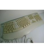 Microsoft Ergonomic Natural Keyboard for PS/2 - Beige - $17.10