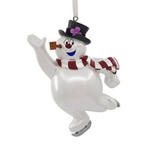 New Hallmark Frosty the Snowman Skating Christmas Ornament Xmas Tree Decor - $29.97