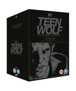 TEEN WOLF Complete HORROR Series DVD Box set Season 1-6 1 2 3 4 5 6 Seal... - $79.99