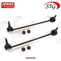 2 JPN Front Sway Bar Link Kit for Mercedes-Benz C280 06-07 RWD Same Day Shipping - $20.57