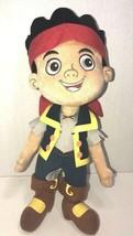 Disney Store Jake And The Neverland Pirates Medium Plush Character Doll  - $11.99