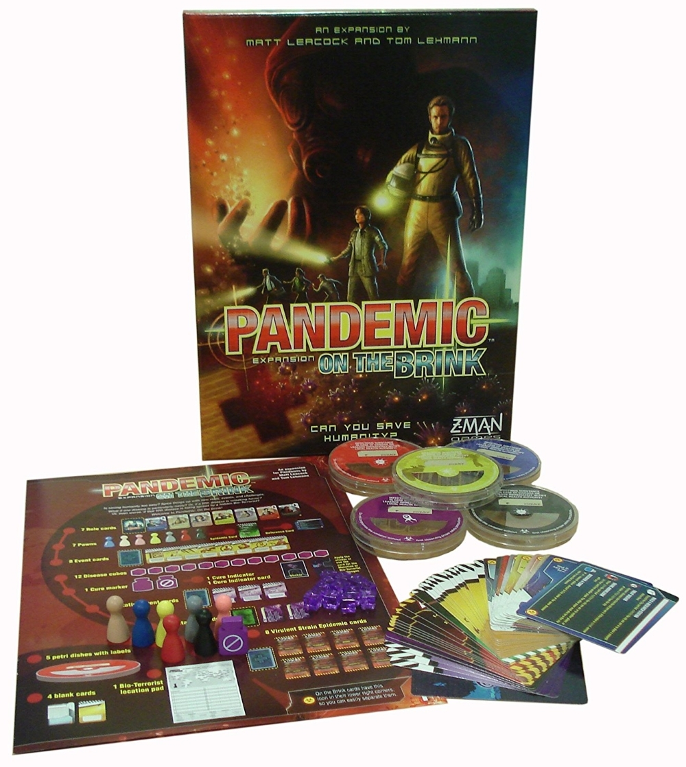 Z man games pandemic on the brink expansion3