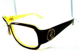 Kate Spade Kari/S 0DH2 Brown/Yellow 58-18-125 Sunglasses/Eyeglasses Frames - $29.99