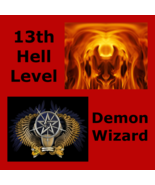 Supreme Demon Wizard From Hell And His Dark Demon Army + Money Spell - $149.00