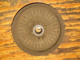 HONDA 1988 4TRAX 350 4X4 REAR BRAKE DRUM  (BIN 55) P-5520L PART 18,250--... - $50.00