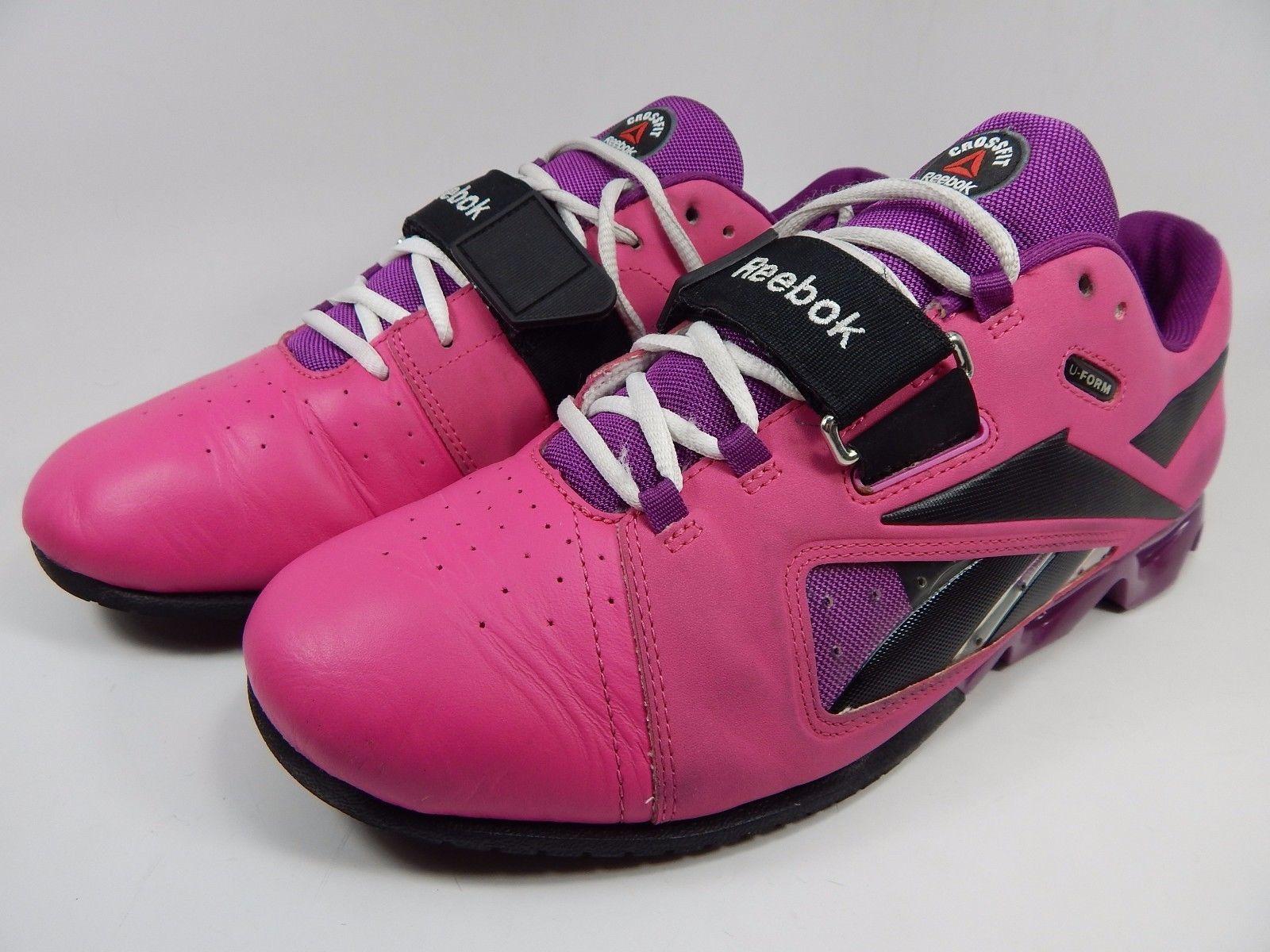 Reebok Crossfit Lifter U-Form Women's Weightlifting Shoes Size US 12 M (B) EU 44