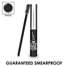LIP INK  Smearproof Organic Waterproof Eye Lash Tint Mascara - Black - $24.75