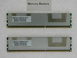 16GB (2X8GB) DDR3 PC3-10600 ECC Reg 240-PIN 1333MHZ Pour Serveur