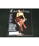 Esquire Magazine Avril 1997 Swank Life, Cocktail Culture, Howard Stern - $11.81