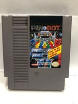 Pinbot (Nintendo Entertainment System, 1990) Tested NES - $6.99