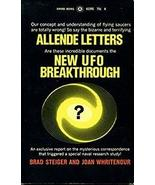 New Ufo Breakthrough: Allende Letters [Mass Market Paperback] Steiger, B... - $13.96