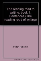 The reading road to writing, book 1: Sentences (The reading road of writ... - $9.49