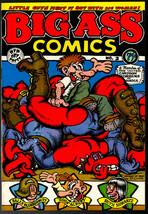Big Ass 2, Rip Off Press 1971,4th print,Robert Crumb Classic underground... - $23.75