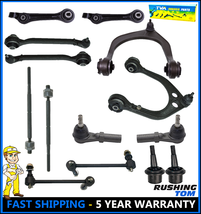 Dodge Charger Magnum 300 Brand New 14 pc Complete Front Suspension Steering Kit  - $171.01