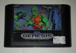 Toxic Crusaders Sega Genesis Cartridge Only NTSC - $20.00
