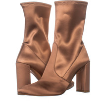 Stuart Weitzman Metermaid Pointed Toe Mid Calf Boots, Bronze Gold 340, B... - €178,85 EUR