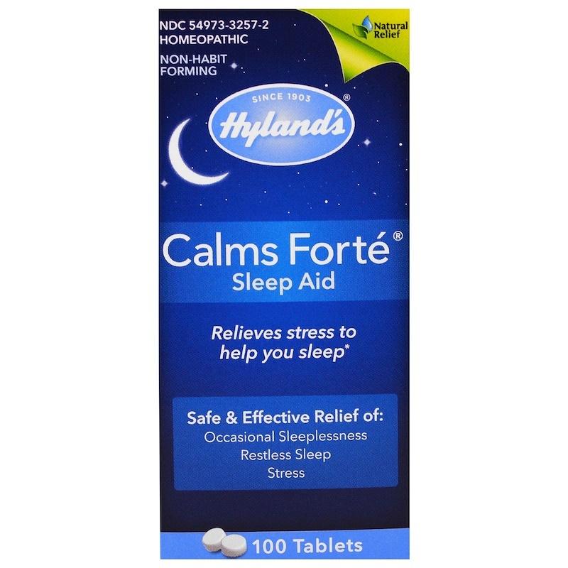Flores de bach remedios naturales ecologica homeopatia hyland s  calms fort   sleep aid 1