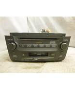 08 09 Lexus GS350 GS450 Mark Levinson Radio 6 Cd Cassette 86120-30F80 YUN28 - $181.91
