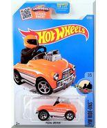 Hot Wheels - Pedal Driver: HW Ride-Ons #2/5 - #67/250 (2016) *Orange Edi... - $2.00