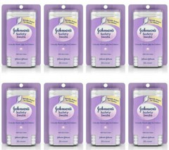 8 Johnsons Safety Swabs, 55 Count Packages, Pack of 8 - $23.36