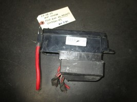 07 08 09 Mini Cooper Fuse Box No Relays #3449504-02 - $19.80