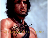 SYLVESTER STALLONE Signed Autographed 8X10 Photo w/ Certificate of Authenticity  - €118,04 EUR