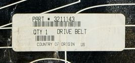 Pure Polaris 3211143 Double sided Drive Belt Genuine OEM Part image 5