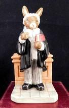 "Royal Doulton Bunnykins Figurine - ""Barrister"" DB374 - $56.99"