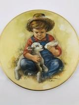"""Leaders of Tomorrow-Future Farmer"" by Leo Jansen-Gorham 1981 Ltd.#4875/9,800 - $21.99"
