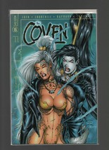 The Coven #6 - Awesome - Loeb, Churchill, Rapmund - Certificate of Authe... - $19.59