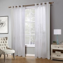 1Pcs Pure Color Tulle Door Window Curtain Drape Panel Sheer Scarf Valanc... - $41.50
