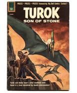 Turok Son Of Stone #24 comic book 1961-Dell-pre-historic Indians FN - $52.96