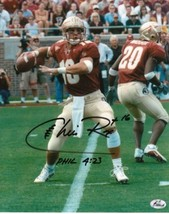 Chris Rix signed Florida State Seminoles 8x10 Photo - $15.00