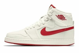NIKE AIR JORDAN 1 KO HI OG BASKETBALL MEN SHOES WHITE 638471-102 SIZE 13... - $138.59