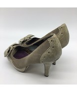 madden girl high heels, Brown With Leather Backs, Size 8.5 - $24.75