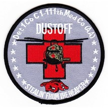 US Army 111th Aviation Air Ambulance Regiment Dustoff Razorback MEDEVAC ... - $11.87