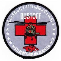 US Army 111th Aviation Air Ambulance Regiment Dustoff Razorback MEDEVAC ... - $11.87